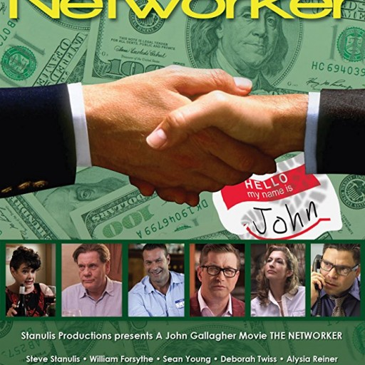 John Gallagher's The Networker From Stanulis Productions and the Orchard