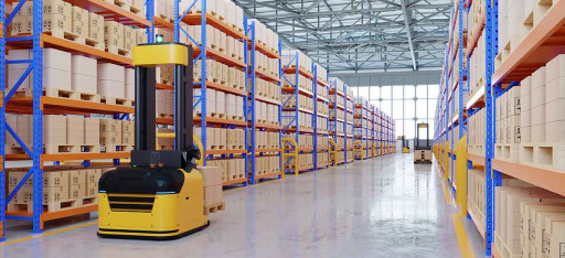 Automated Guided Vehicles--the Factory Workhorse of Industry 4.0