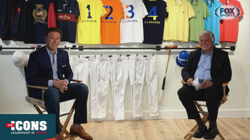 Fox Sports Show 'The Icons with Rick Horrow' to Feature U.S. Polo Assn., the Official Brand of the United States Polo Association (USPA)