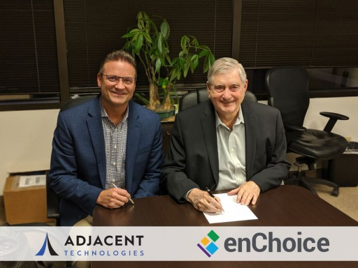 A Powerful Synergy of Content Solutions: enChoice Announces Merger With Adjacent Technologies