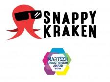 "Snappy Kraken Named ""Best Overall Content Marketing Company"" in 2019 MarTech Breakthrough Awards Program"