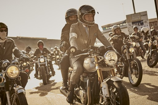 Dapper Motorcyclists Raise $5.8m USD for Charity and Counting