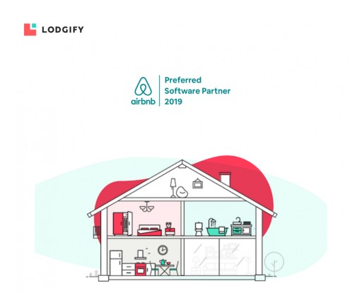 Lodgify Named as a Preferred Software Partner by Airbnb