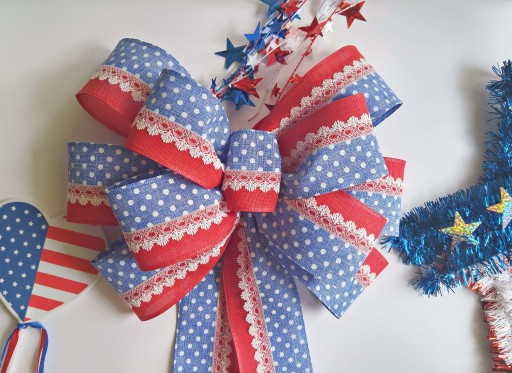 Darling Chic Design Launches New Brand and Independence Collection to Beautifully Embellish Your Patriotic Events