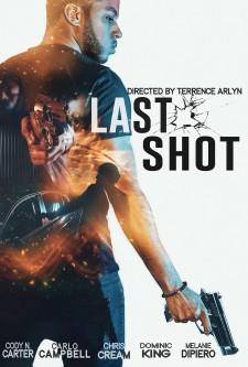 LAST SHOT Poster Art