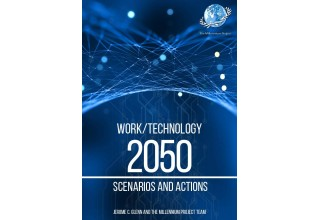 Cover of Work/Technology 2050: Scenarios and Action