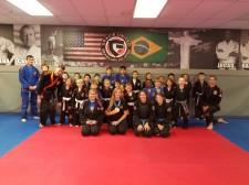 Brea Ellwanger and Team Jucao South