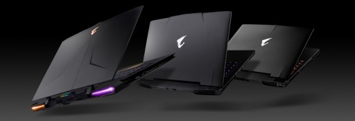 AORUS Creates Its Greatest Gaming Laptops to Date: The Grand Trio X9 DT, X7 DT V8 and X5 V8