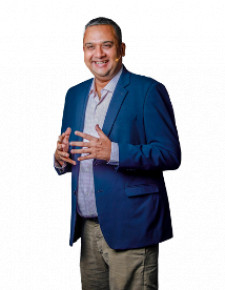 Anand Kashyap, CEO, SRM Technologies