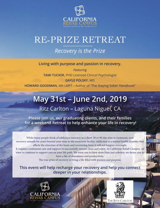 Dana Point Rehab Campus Hosts Its First Weekend Retreat to Celebrate Recovery
