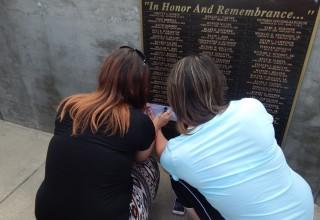 Memorial nameplates