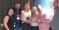 20/20 Teknology Accepts Fuze Partner of the Year Award