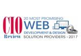 CIO Review Web Development Logo