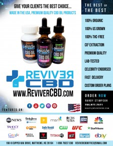 Reviver CBD The Best of the Best