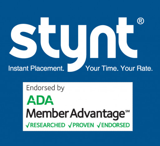 American Dental Associations Member Advantage Program Endorses Stynt to Serve as an Exclusive Staffing Solution Nationwide