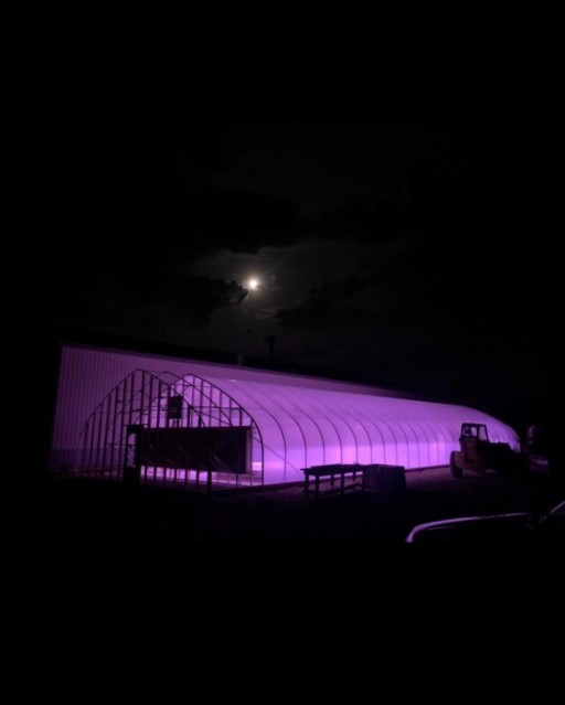 Violet Gro Ag Lighting Announces Partnership With Cedar Valley Farms