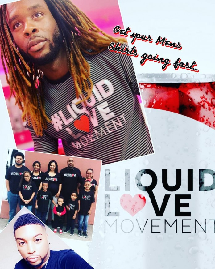Gospel Founder,  JaCoree Prothro of The #LiquidLove Movement Goes Statewide