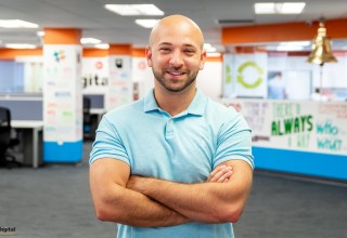 Shay Berman, Founder and President of Digital Resource