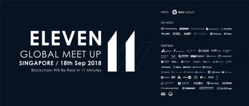 WXY to Host ELEVEN, the World's Anticipated Blockchain Networking Meetup on Sept. 18