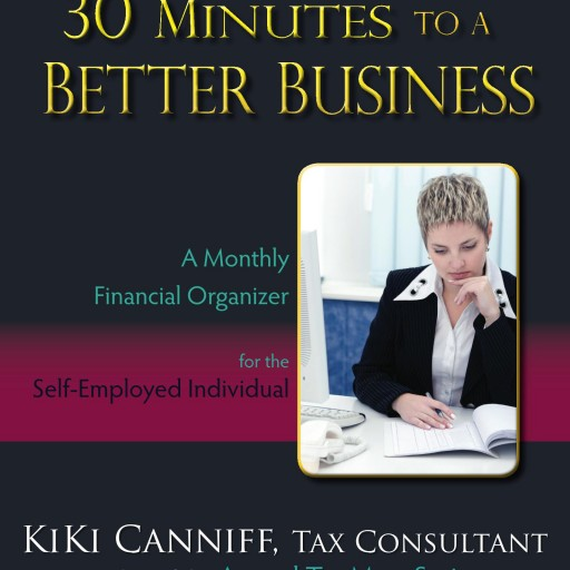 Monthly Tax Organizer for Self-Employed People Debuts on Kindle