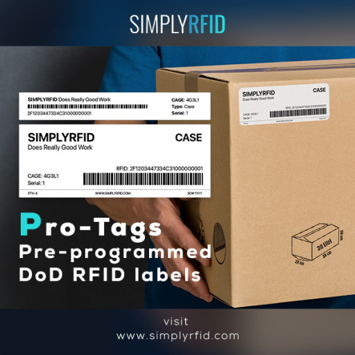 SimplyRFID Does the Hard Work for DoD Suppliers