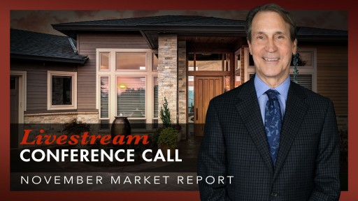 Joseph Lewkowicz Releases November Livestream Call Highlighting the Market During the Holiday Season