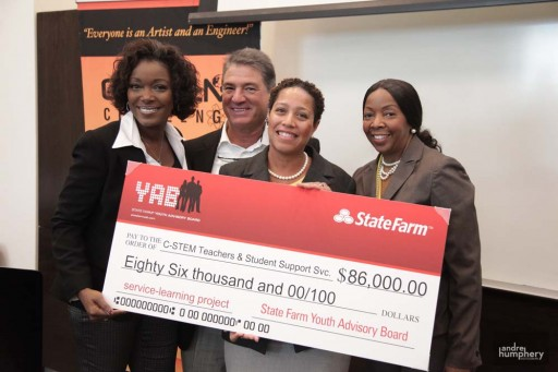 State Farm Youth Advisory Board Funds C-STEM National Youth Commission