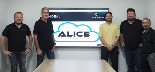 Ideal Systems' Cloud Integration Framework 'Alice' is Selected by Encompass Digital Media to Power Playlist Automation in Altitude Media Cloud