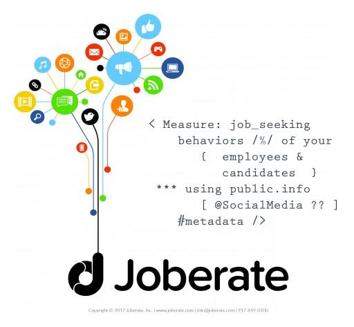 New Joberate API Offers Platforms Access to Job Seeking Behaviors of the Global Workforce