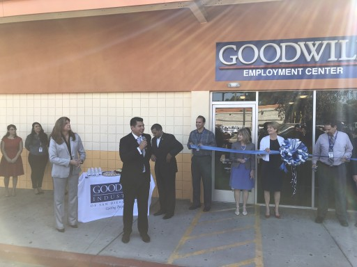 Goodwill San Diego Opens New Community Employment Center in Collaboration With Civic San Diego and New Market Tax Credits