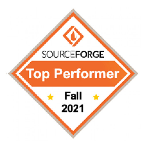 TSplus Wins a 2021 Top Performer Award in Remote Desktop Software From SourceForge