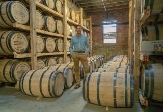 Caleb Kilburn Master Distiller