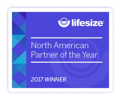 VideoLink Recognized by Lifesize as the North American Partner of the Year