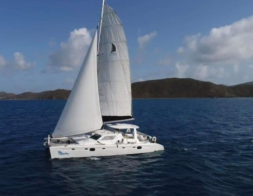 For the First Time Ever, Virgin Charter Yachts in the British Virgin Islands (BVI) is Now Offering Sailing Catamarans for Bareboat Charter Vacations