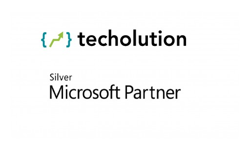 Techolution Achieves Microsoft Silver Cloud Platform Competency