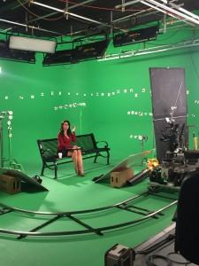 Virtual Reality Shoot In Studio