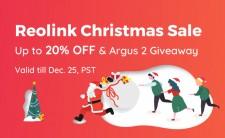 Reolink Christmas Sales 2018