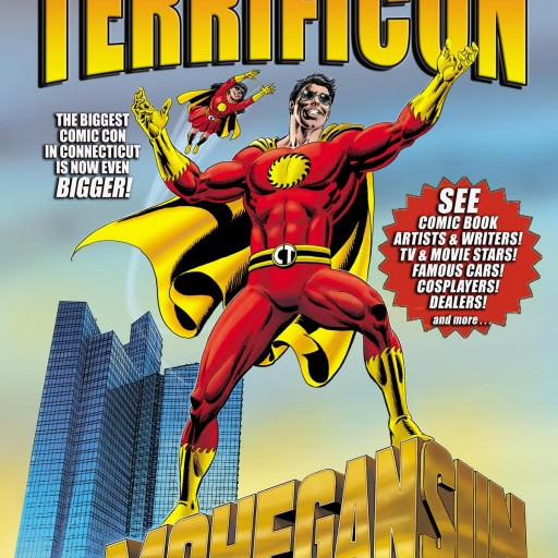 TERRIFICON Brings Comic Con Action to Mohegan Sun's All-New, Giant Sized Expo Center on August 17-19