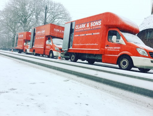HJ Clark & Sons Are Now Offering Removals in Blackpool