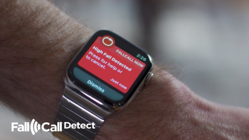 First-of-Its-Kind Smart Fall Detection Technology Offers Older Adults a Smarter Way to Age in Place