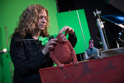 Fraunhofer 3D-Printing Technology Impresses Animation Studio Laika