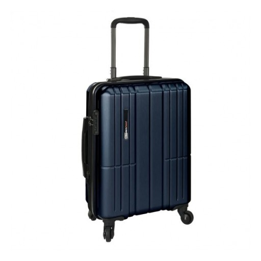 Traveler's Choice's Wellington Spinner is the Best Carry-on Luggage Under $100