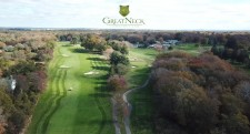 Great Neck Country Club - Flyover