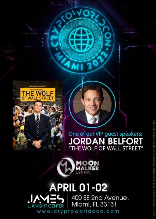 CryptoWorldCon in Miami Bitcoin Week 2022