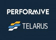 Performive and Telarus Logos