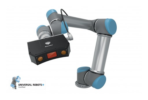 LMI Technologies Receives Official Universal Robots Certification