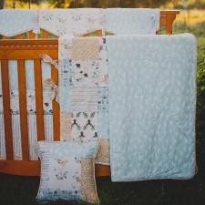 Baby Boy Woodland Dreams Bedding Collection