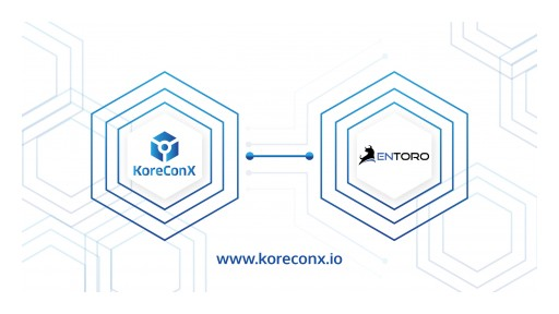 KoreConX Partners With Global Investment Bank Entoro