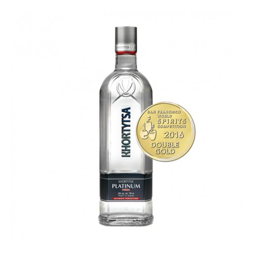 Khortytsa Vodka Takes Home Double Gold in San Francisco World Spirits Competition