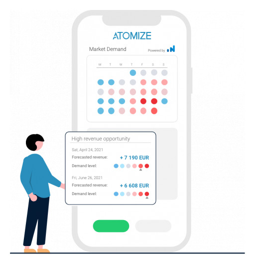 OTA Insight Announces Atomize is First RMS to Ingest Company's Revolutionary New Forward-Looking Data Sets